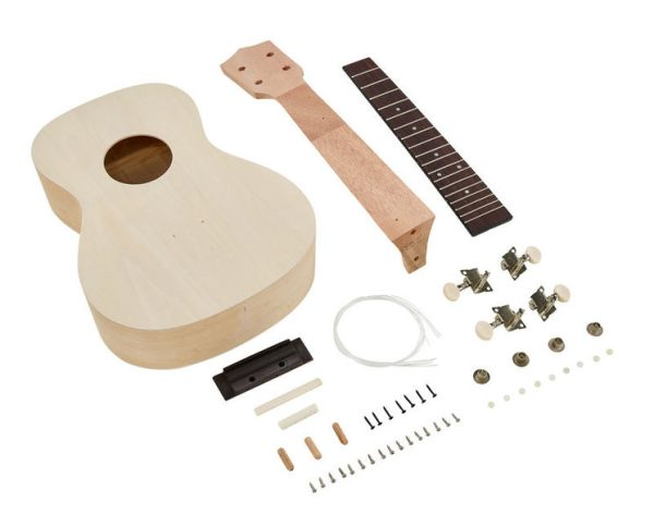 Ukulele DIY-Kit Concert