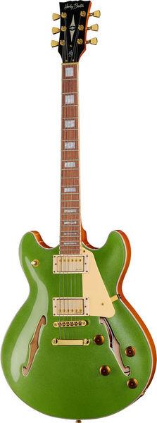 HB-35Plus Metallic Green product image